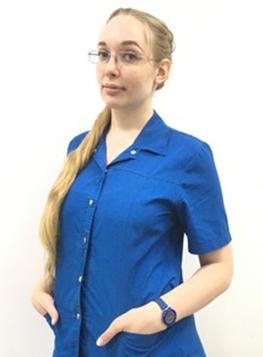 Боровкова Екатерина Дмитриевна