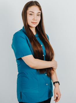 Камалютдинова Ильмира Шамильевна